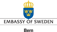 Logo Embassy of Sweden Bern mini