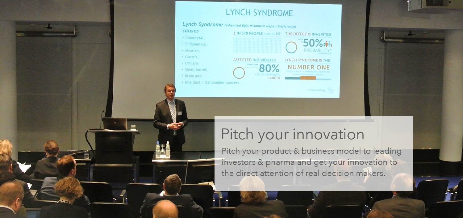 pitch your innovation