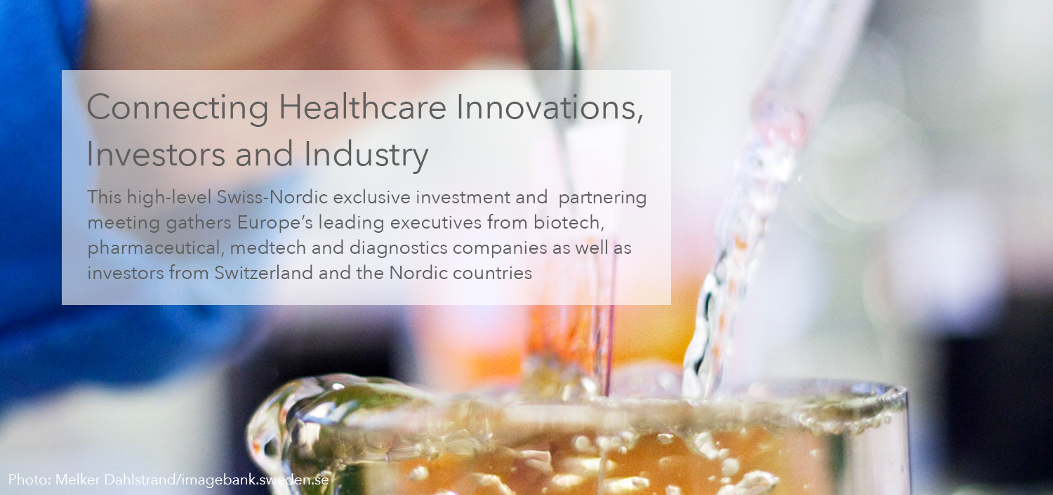 Connecting Healthcare Innovations, Investors and Industry